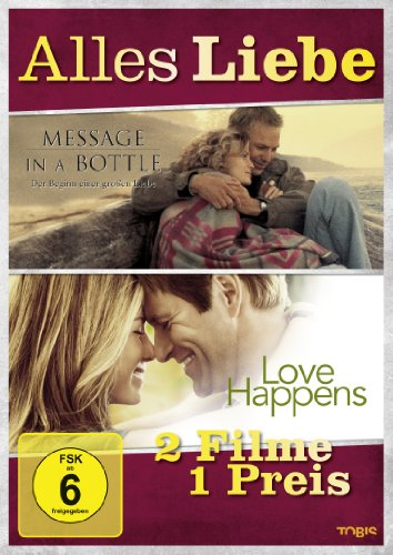 Message in a Bottle / Love Happens (Alles Liebe, 2 Discs)