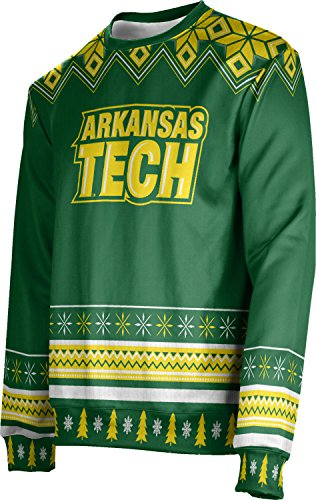 ProSphere Men's / Women's Arkansas Tech University Ugly Holiday Festive Sweater