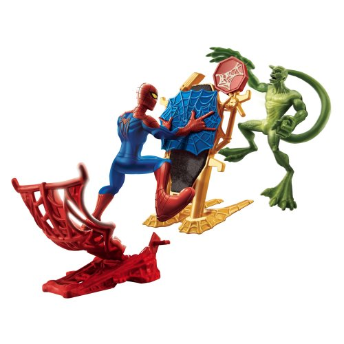 The Amazing Spider-Man Web Launchers Catapult Attack - 1