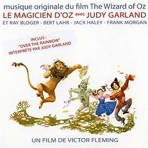 Le Magicien d'Oz - Wizard of Oz - Bande Originale du Film - BOF