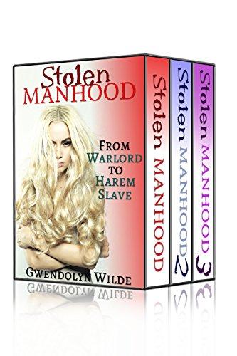 Stolen Manhood 1-3 (Reluctant Gender Transformation Feminization Bundle) (English Edition)
