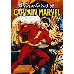 Adventures of Captain Marvel (