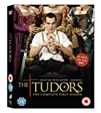 The Tudors : Complete BBC Series 1 - Limited Edition 'Headless' Sleeve (Exclusive to Amazon.co.uk) [DVD]