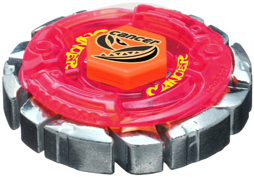 Takara Tomy Beyblade BB-55 Booster Dark Cancer CH120SF - 1