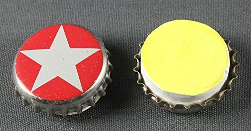 lot-de-5-capsules-magnetpin-etoile-brau-extra-puissant-aimant-neodyme-de-brasserie-biere
