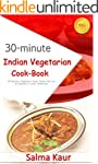 30-Minutes Indian Vegetarian Cook-Boo...