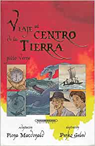 Viaje al centro de la tierra (Spanish Edition): Fiona