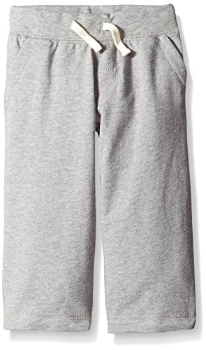 Gerber Graduates Little Boys' French Terry Pant, Gray, 4T (4t Boys Pants compare prices)