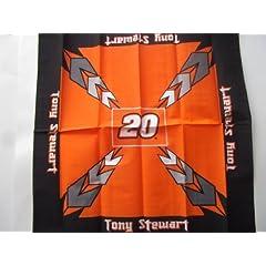 Buy NASCAR #20 Tony Stewart Bandana by Winner's Circle Bandana