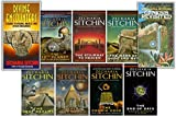 img - for The Complete Zecharia Sitchin Earth Chronicles Nine Book Series Includes: Twelfth Planet, Stairway to Heaven, War of Gods and Men, Lost Realms, When Time Began, Cosmic Code, End of Days, Genesis Revisited, and Divine Encounters book / textbook / text book