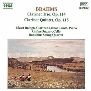 Clarinet Trio, Quintet