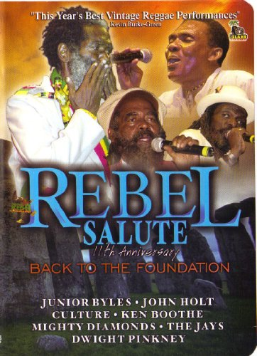 Rebel Salute: Roots Singers [DVD] [Region 1] [US Import] [NTSC]