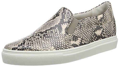 Kennel und Schmenger Schuhmanufaktur Scoop Sneakers, Donna, Multicolore (Beige.weiss 679), 37.5