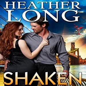 Shaken: The Martini Sisterhood, Book 1 | [Heather Long]