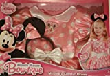 Disney Minnie Mouse Bow-Tique Minnie's Classic Dress 2-4T