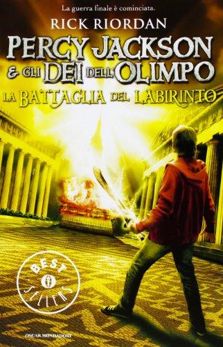 La battaglia del labirinto Percy Jackson e gli dei dell'Olimpo PDF