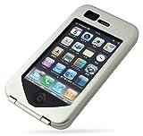 PDAIR アルミケース for iPhone 3G シルバー PAACIPOHN3/SV