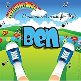 Ben's Personalized Happy Birthday Song (Bin)