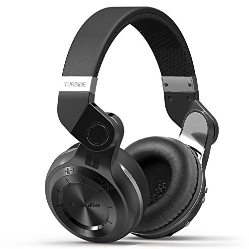 Click to buy Bluedio T2 Turbo Wireless Bluetooth 4.1 Stereo Headphone Noise canceling Headset with Mic - From only $49.04