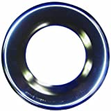 "RANGE KLEEN RGP-200 Chrome Range Round Pan/Orange Label (6.875"")"