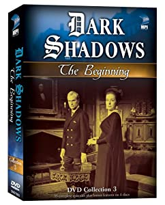 Dark Shadows: The Beginning, Collection 3 - Episodes 71-105 by MPI HOME VIDEO