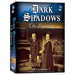Dark Shadows: The Beginning Collection 3 movie