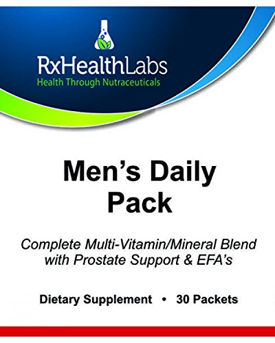 Rx Health Labs Men'S Daily Pack - 30 Packets