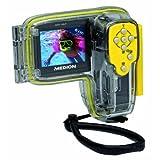"""MEDION LIFE S47002 Digitaler HD Camcorder mit Unterwassergeh�use (6,1 cm (2,4 Zoll) Display, 4-fach digitaler Zoom, 2GB SD Speicherkarte, HDMI Ausgang) silbervon """"Medion"""""""
