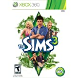 The Sims 3 - Xbox 360 ~ Electronic Arts