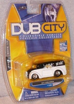 Jada Dub City Wave 17 Div Cruizer Got Milk