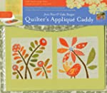 Quilter's Applique Caddy: 3 Felt-line...