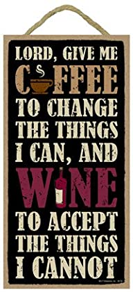 Lord, Give Me Coffee to change the th…