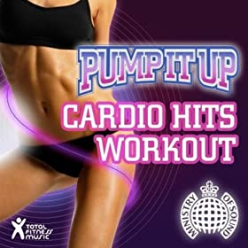 Pump It Up! Cardio Hits Workout