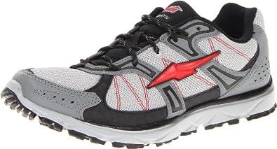 AVIA  Men's Avi-Manitou Running Shoe,Dark Grey/Medium Grey/Black,7 M US