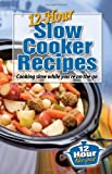 12 Hour Slow Cooker Recipes-
