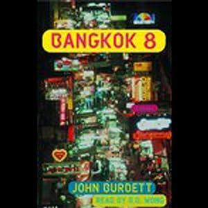 Bangkok 8 Audiobook