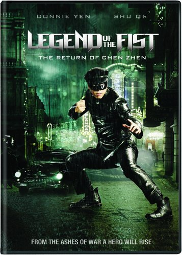 Cover art for  Legend of the Fist: The Return of Chen Zhen