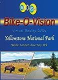 Bike-O-Vision Cycling Video- Yellowstone National Park (Widescreen DVD #9)