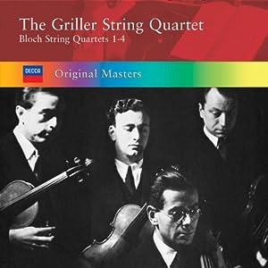 Bloch: String Quartets
