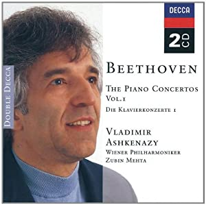 Zubin Mehta - Ludwig Van Beethoven Beethoven Piano Concerto No. 3 / Rondos No.1 & No.2
