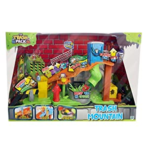The Trash Pack Sewer Dump Playset
