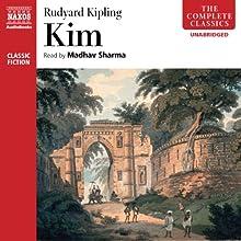 Kim   Livre audio Auteur(s) : Rudyard Kipling Narrateur(s) : Madhav Sharma