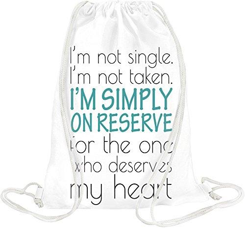 im-not-single-im-not-taken-im-simply-on-reserve-slogan-drawstring-bag
