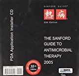 img - for The Sanford Guide To Antimicrobial Therapy, 2005 PDA book / textbook / text book