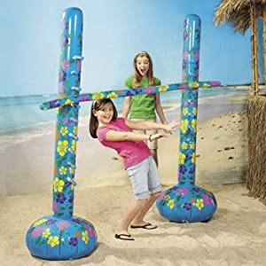 Inflatable Limbo Kit - Games & Activities & Games