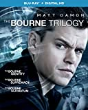 The Bourne Trilogy (Bourne Identity / Bourne Supremacy / Bourne Ultimatum) (Blu-ray + Digital HD)