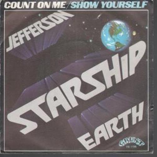 Jefferson Starship - Only Rock