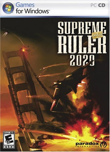 Supreme Ruler 2020 Gold - Standard Edition