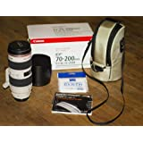 Canon EF 70-200mm f/2.8L IS USM Telephoto Zoom Lens for Canon SLR Cameras ~ Canon