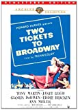 Two Tickets to Broadway [HD DVD] [1951] [US Import]
